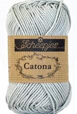 Scheepjeswol Catona 25 - 172 Light Silver