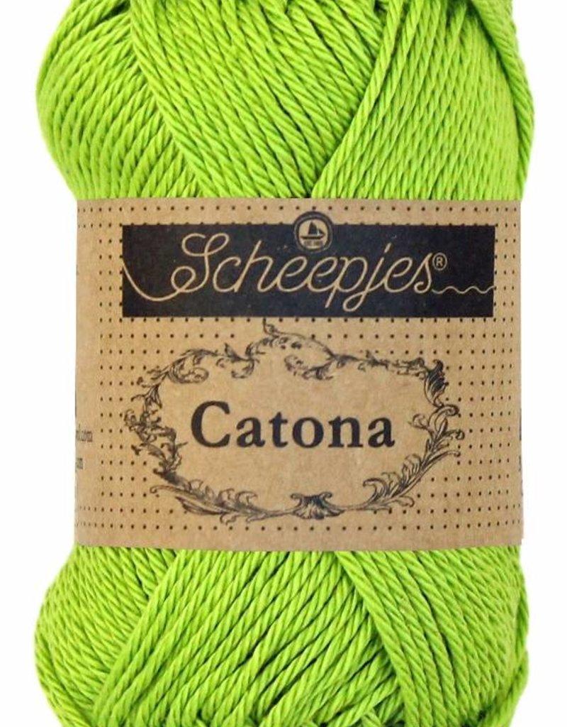 Scheepjeswol Catona 25 - 205 Kiwi
