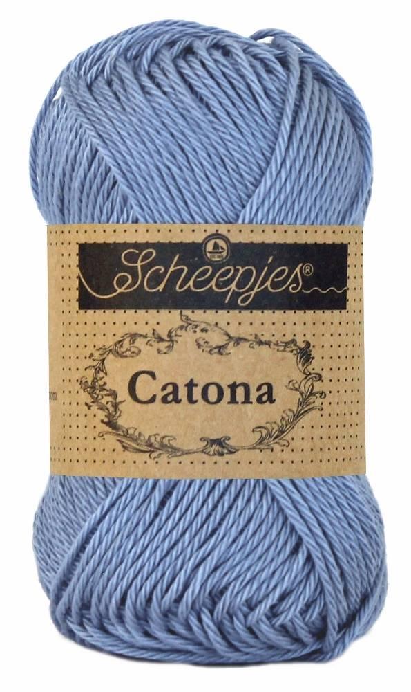 Scheepjeswol Catona 25 - 247 Bluebird