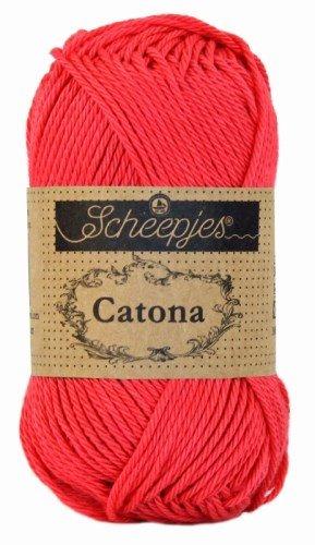 Scheepjeswol Catona 25 - 256 Cornelia Rose
