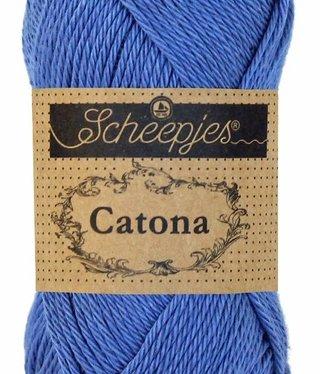 Scheepjeswol Catona 25 - 261 Capri Blue