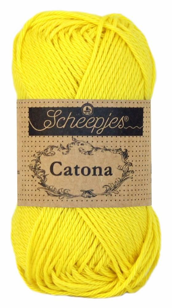 Scheepjeswol Catona 25 - 280 Lemon