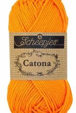 Scheepjeswol Catona 25 - 281 Tangerine