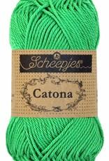 Scheepjeswol Catona 25 - 389 Apple Green