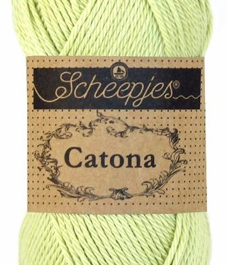 Scheepjeswol Catona 25 - 392 Lime Juice