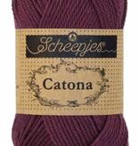 Scheepjeswol Catona 25 - 394 Shadow Purple