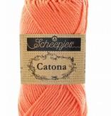 Scheepjeswol Catona 25 - 410 Rich Coral