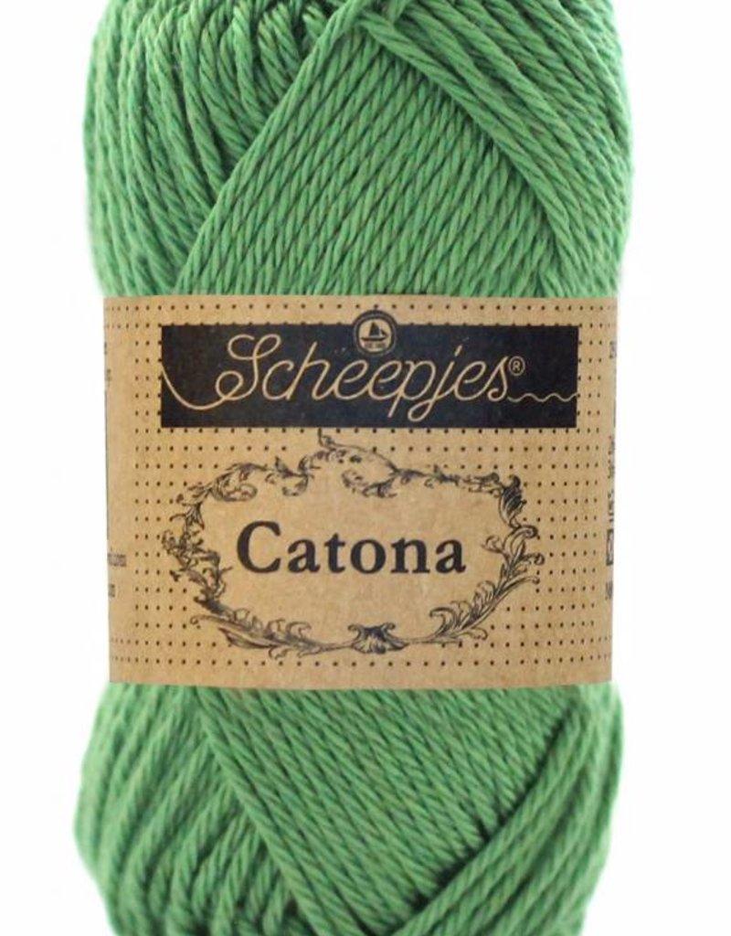 Scheepjeswol Catona 25 - 412 Forest green