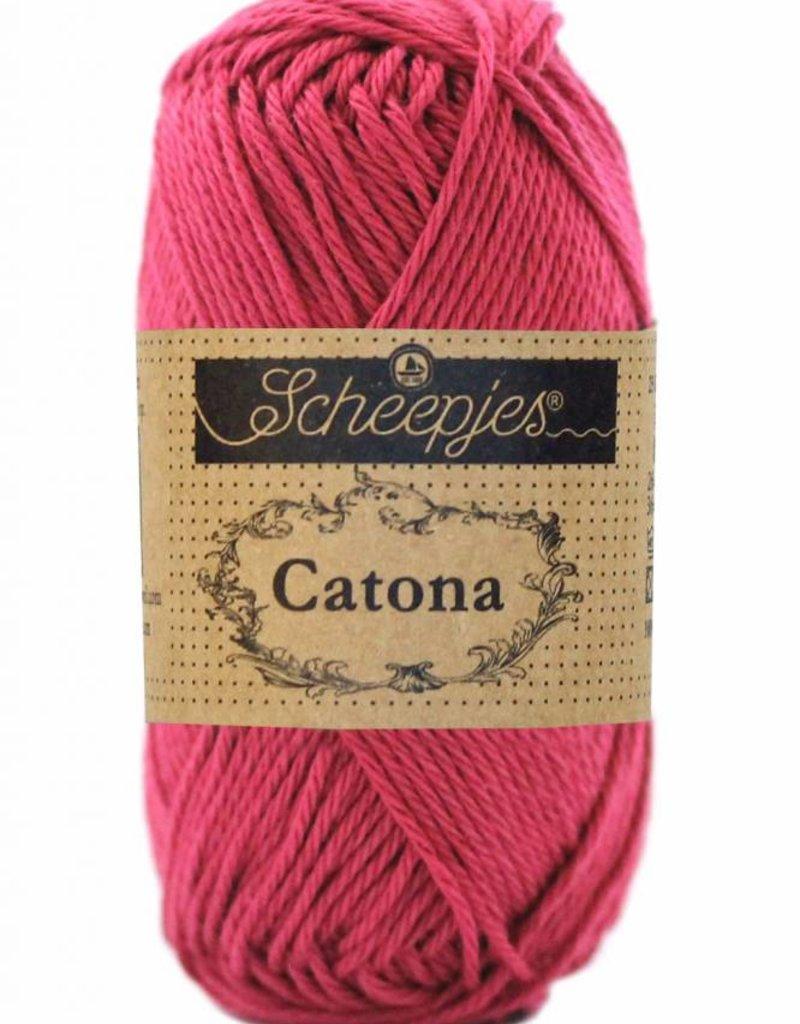 Scheepjeswol Catona 25 - 413 Cherry
