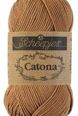 Scheepjeswol Catona 25 - 503 Hazelnut