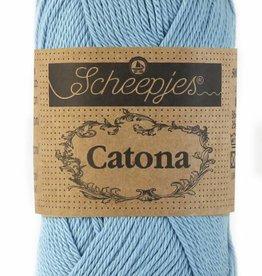 Scheepjeswol Catona 25 - 510 Sky Blue