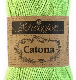 Scheepjeswol Catona 25 - 513 Apple Green