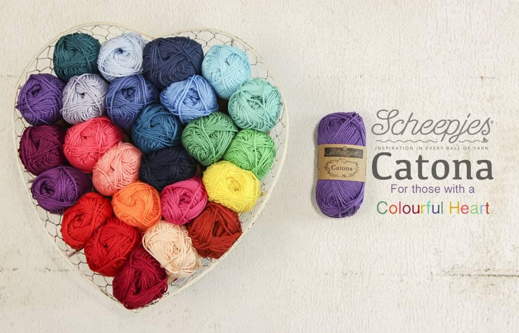 Scheepjeswol Catona 25 - 520 Lavender