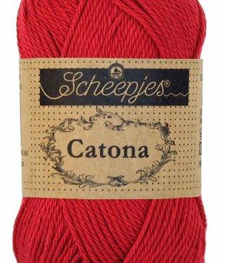 Scheepjeswol Catona 50 - 192 Scarlet