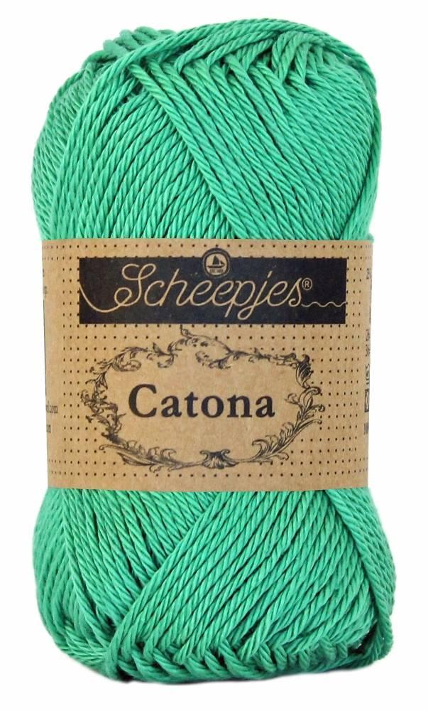 Scheepjeswol Catona 50 - 241 Parrot Green