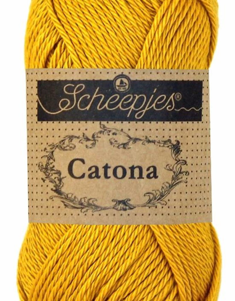 Scheepjeswol Catona 50 - 249 Saffron