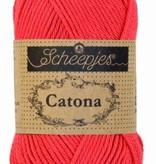 Scheepjeswol Catona 50- 256 Cornelia Rose