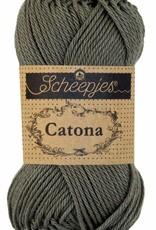Scheepjeswol Catona 50 - 387 Dark Olive