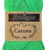 Scheepjeswol Catona 50 - 389 Apple Green