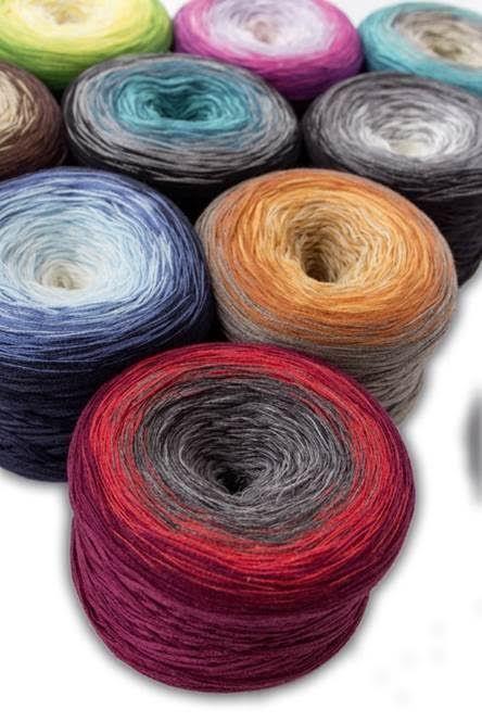 Woolly Hugs Bobbel Cotton 18 Onweerswolk