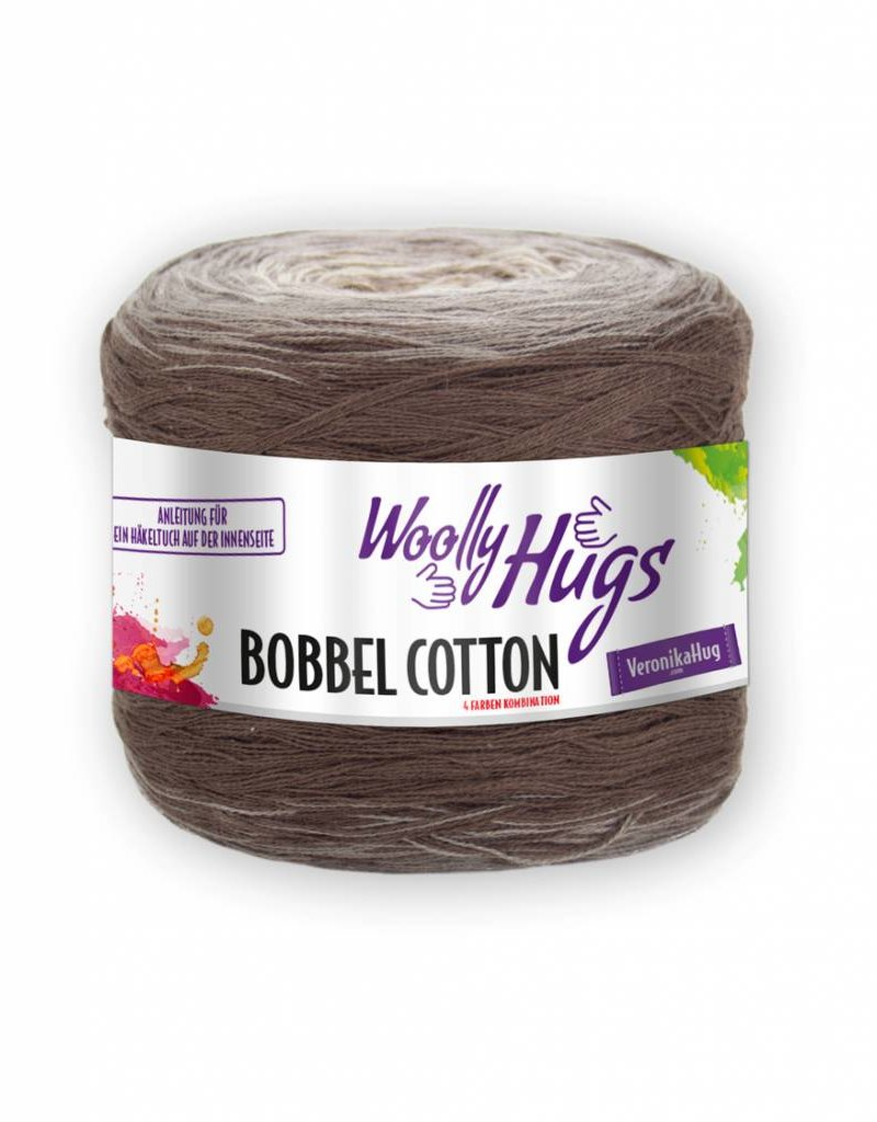 Woolly Hugs Bobbel Cotton 21 Zwarte Woud