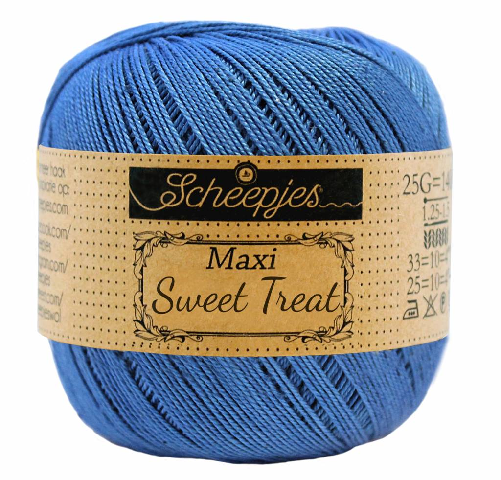 Scheepjeswol Scheepjes Sweet Treat 215 Royal Blue