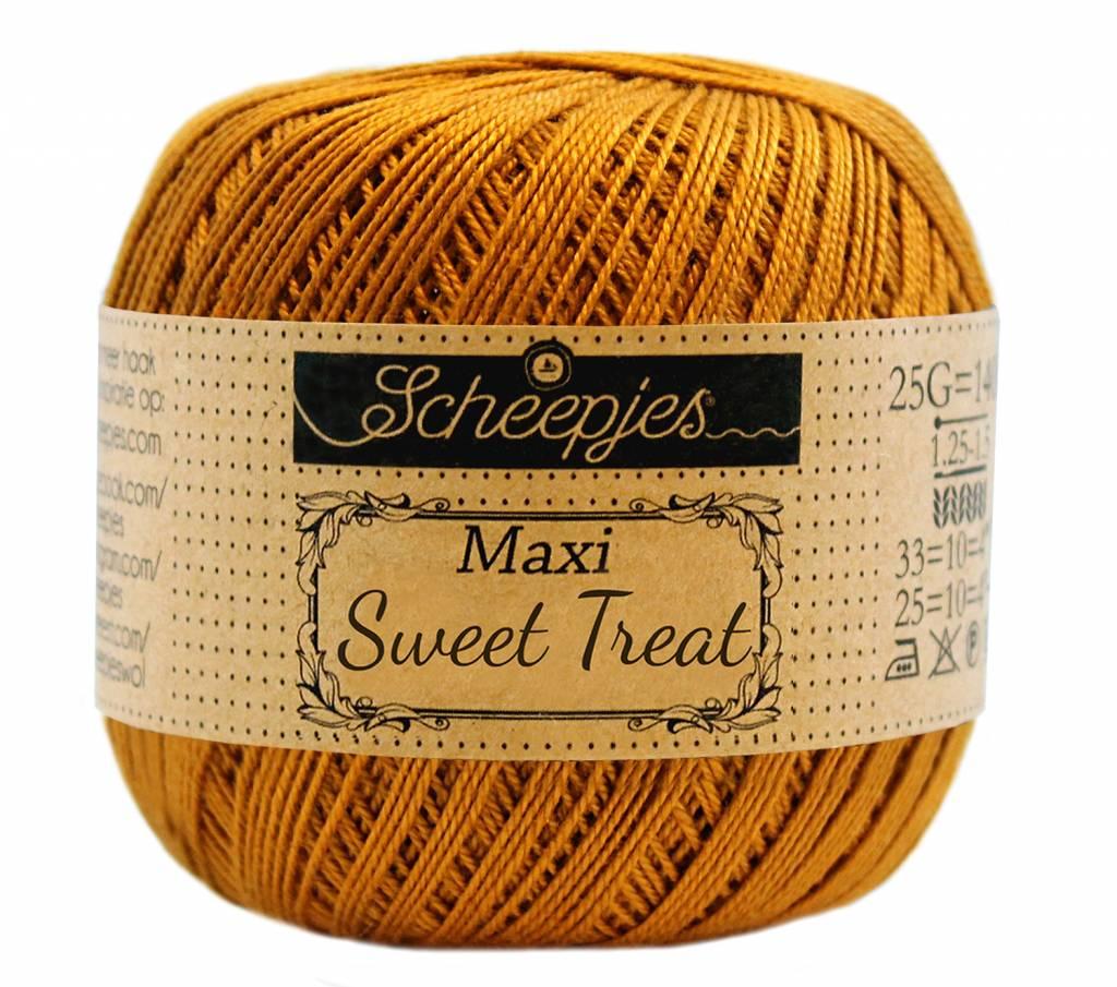 Scheepjeswol Scheepjes Sweet Treat 383 Ginger Gold
