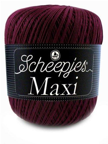 Scheepjeswol Scheepjes Maxi - 750 Bordeaux