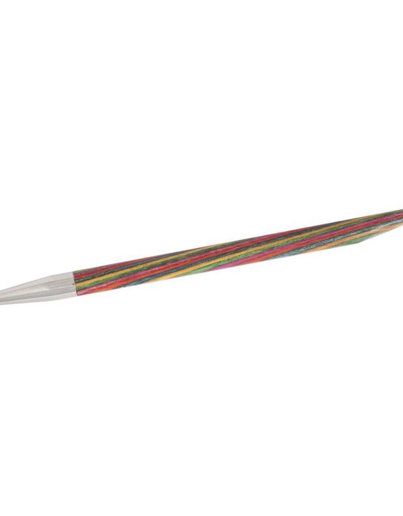 KnitPro Symfonie Wood Verwisselbare Tunische Haaknaaldpunt - 4.5 mm