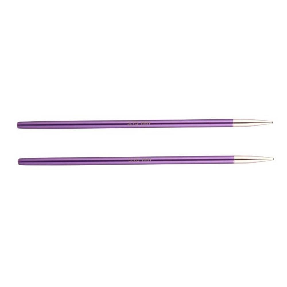 KnitPro Zing Verwisselbare breinaaldpunten - 3.75mm