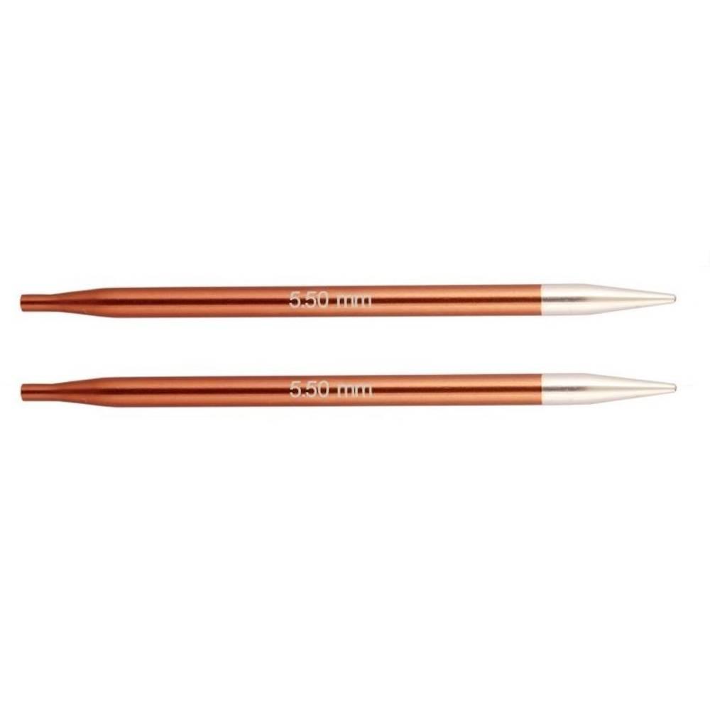 KnitPro Zing Verwisselbare breinaaldpunten - 5.5 mm