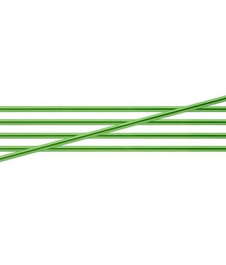 KnitPro Zing  20cm Sokkennaalden - 3.5mm