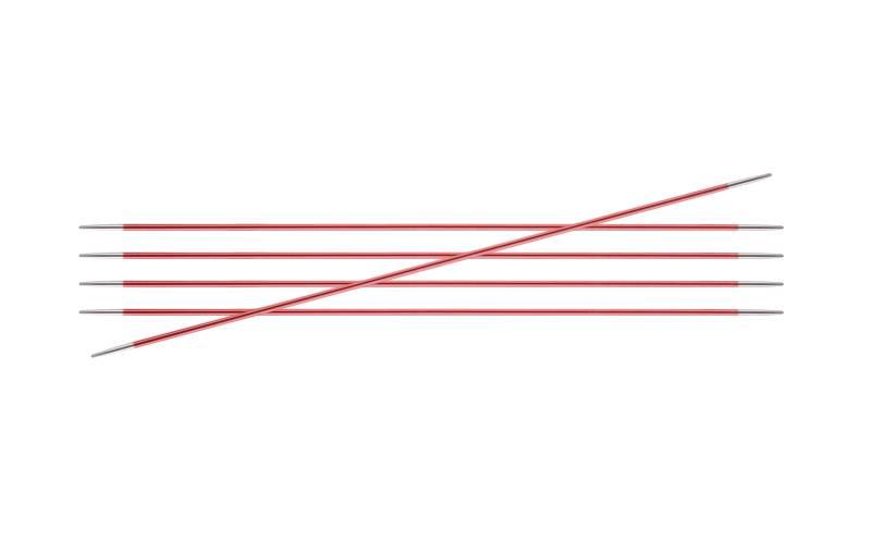 KnitPro Zing  15cm Sokkennaalden - 2.0mm