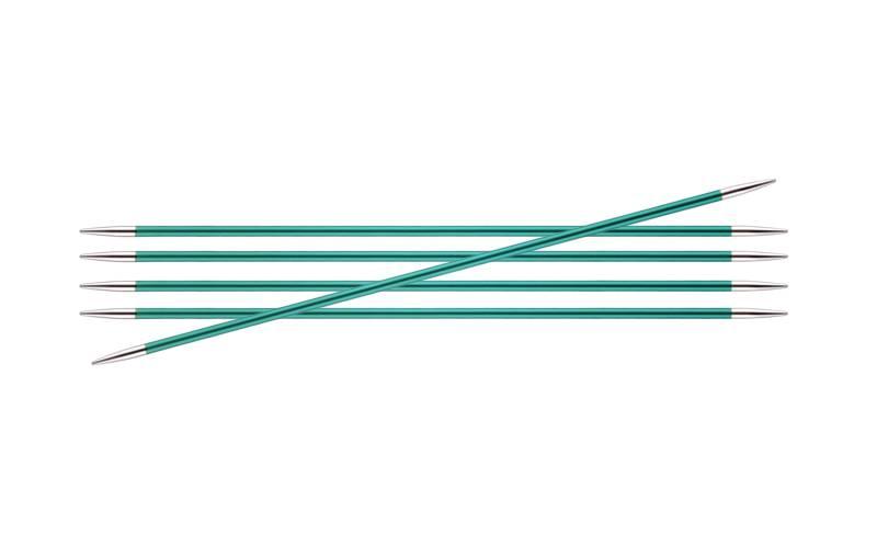 KnitPro Zing  15cm Sokkennaalden - 3.25mm