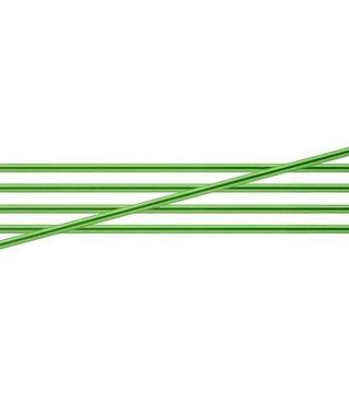 KnitPro Zing  15cm Sokkennaalden - 3.5mm