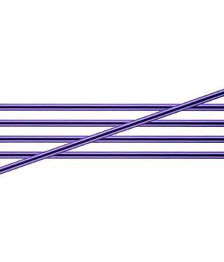 KnitPro Zing  15cm Sokkennaalden - 3.75mm