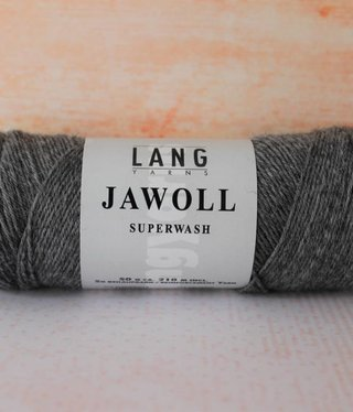 LangYarns JAWOLL Superwash 003 Haaien Grijs