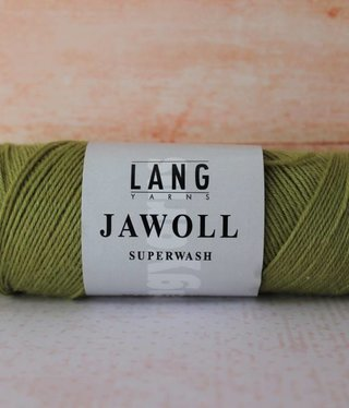 LangYarns JAWOLL Superwash 116 Limoen