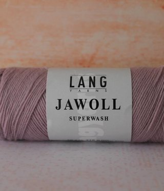 LangYarns JAWOLL Superwash 219 Oude Roos
