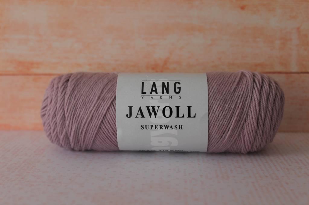LangYarns JAWOLL Superwash 219 Oude Roos