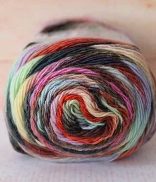 LangYarns Mille Colori Socks & Lace 51