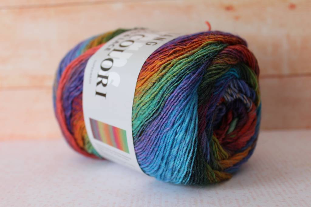 LangYarns Mille Colori Socks & Lace 50