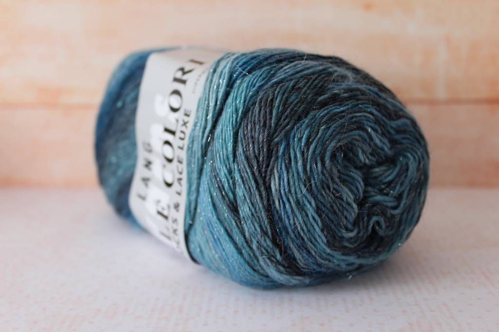 LangYarns Mille Colori Socks & Lace Luxe 78