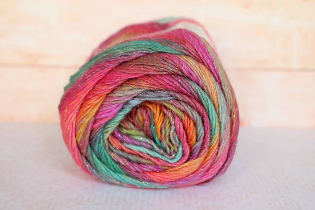 LangYarns Mille Colori Socks & Lace Luxe 53