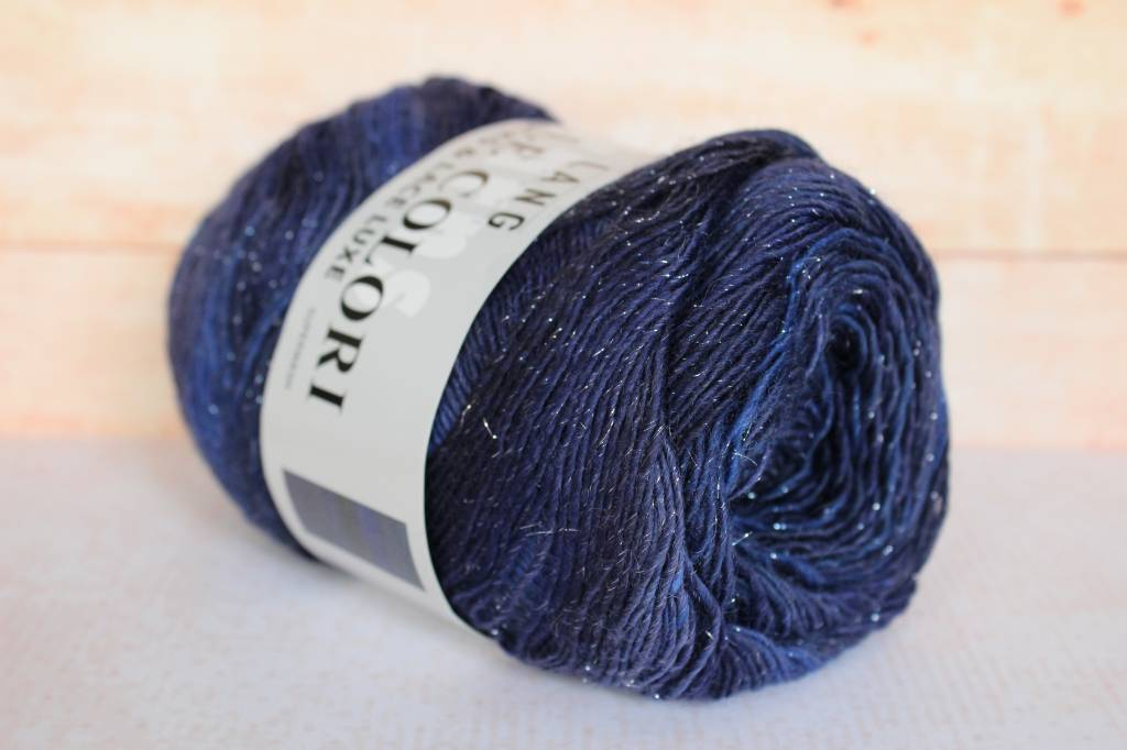 LangYarns Mille Colori Socks & Lace Luxe 35