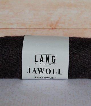 LangYarns JAWOLL Superwash 480 Aubergine gemêleerd