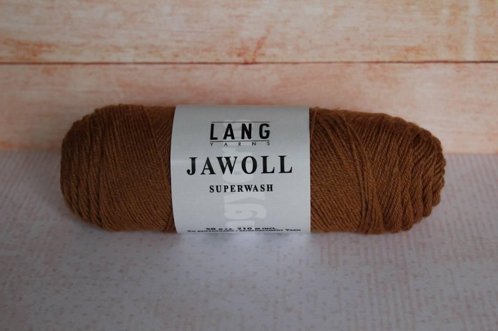 LangYarns JAWOLL Superwash 339 Kameel