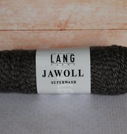 LangYarns JAWOLL Superwash 152 Zwart / Bruin