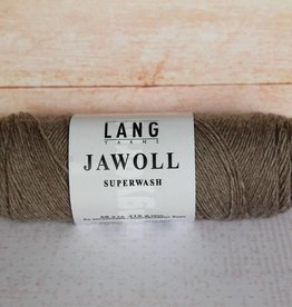 LangYarns JAWOLL Superwash 045 Lichtbruin gemêleerd