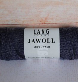 LangYarns JAWOLL Superwash 069 Blauw gemêleerd
